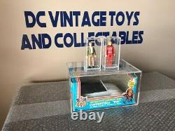 1981 SUPER RARE Vintage Mego Greatest American Hero Convertible Bug Box Set Bill