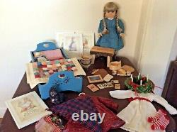 1990 First Edition Kirsten Larson American Girl Doll (Extremely Rare!)