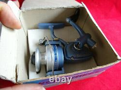 An X-rare Old Shop Stock Boxed Shakespeare Wondereel 2400 Spinning Reel