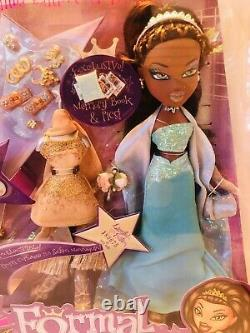 Bratz Formal Funk Sasha New In Box Rare Toy Doll MGA Dry/Loose Package Tape