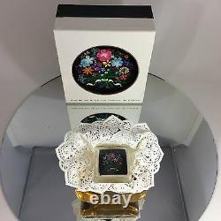 Caron Fleurs De Rocaille Extrait Vintage Sealed Two Boxes PERFECTIONVERY RARE