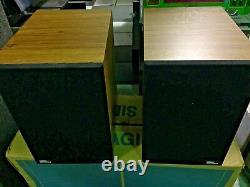 Design Acoustics PS-6 Speakers PAIR BRAND NEW IN BOX! RARE VINTAGE