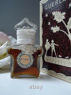 GUERLAIN MITSOUKO Parfum 30ml Rare Vintage 1950-60s Sealed Bottle New NrMint Box