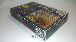 HAGANE Mega Rare SUPER NINTENDO Authentic BOX + CART SNES Vintage Game TESTED