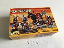 LEGO Rare Vintage Classic Castle 6105 Medieval Knights New Sealed Box Set 1993