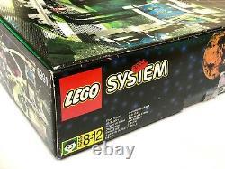 LEGO System 6991 Unitron Monorail Transport Base NEW Vintage RARE Classic Space