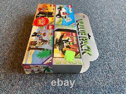 Lego 1891 4 Set Value Pack 1887, 1888, 1889, 1890 New Rare 1992