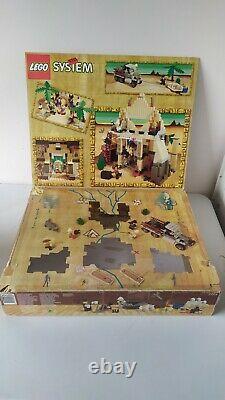 Lego Vintage Adventurer 5988 The Temple Of Anubis Forbidden Ruins Rare Boxed vgc
