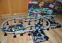 Lego Vintage Space 6991 Monorail Transport Base in original box, RARE