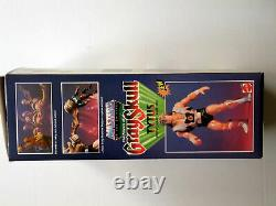 MOTU He man TYTUS mexico variant Masters of universe vintage RARE HEMAN 1987