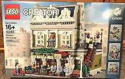 NiB Sealed Lego Creator 10243 Parisian Restaurant Modular