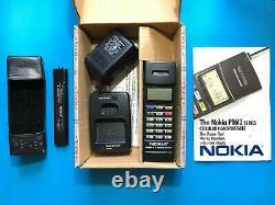 Nokia PT612 OVP IMEI PHONE = IMEI BOX vintage phone rare handy brick 8800