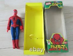 POPY SPIDERMAN With box / Japan Japanese 1978 MEGO Vintage Rare