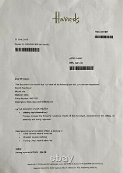 RARE BLACK CORAL PVD TAG-HEUER PROFESSIONAL 980.026L VINTAGE DIVER 200m