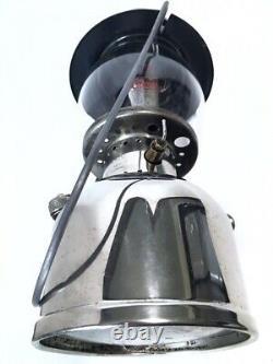RARE Coleman 6/49 242C Single Mantle Lantern ORIG BOX PAPERWORK SILKLITES & MORE