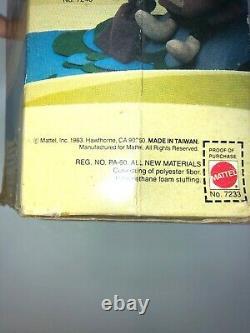 Rainbow Brite 1983 Vintage New In Box Twink Sprite No. 7233 Super RARE MATTEL