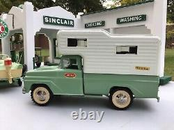 Rare 1963 Vintage Tonka No. 2140 Outdoor Living Set Boxed Near Mint Condition