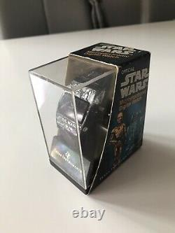 Rare 1977 Vintage Texas Instruments Star Wars LED Watch Working Boxed VGC Used