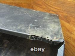 Rare Collectable Vintage Antique Schwinn-built Parts Pin Cabinet Drawer Tool Box