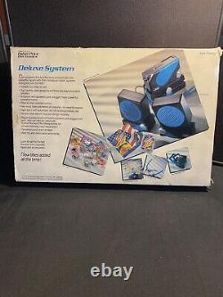 Rare Vintage 1988 Fisher Price Pocket Rockers Deluxe System In Org. Box Works