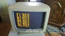 Rare Vintage ATARI PC3 Computer withBOX! Boots and COMPUTES! Very CLEAN