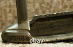 Rare Vintage Ping Anser Karsten Mfg Co, Box 9990 Phoenix Az 85068 Golfing Putter