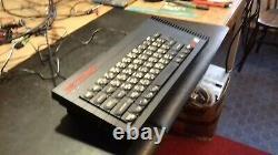 Rare Vintage Sinclair Zx Spectrum 128 Toast Rack (mint Boxed)