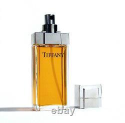 Rare Vintage Tiffany Eau de Parfum / Perfume Spray 1.7 oz/ 50 ml. Used, in box
