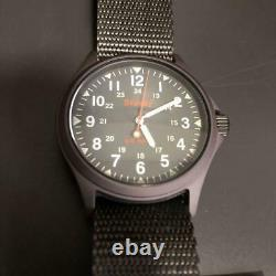 Stussy HACK watch wth BOX Military Watch Authentic Vintage Rare F/S