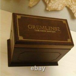 Super Rare Gremlins 2 Gizmo Figure Music Box Vintage Toy Japan worldShiping