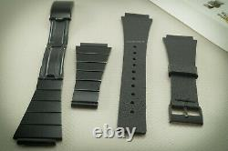 Utra Rare NOS Vintage 1970's SINCLAIR Black LED digital Watch KIT komplete