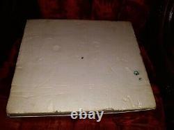 Vintage 1964 original Creepy Crawlers set foil box ultra rare Mattel Thingmaker