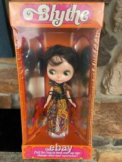 Vintage 1972 Kenner Blythe Doll, New In Her Original Box, Nrfb