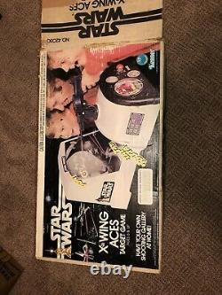 Vintage 1977 Kenner Star Wars X-Wing Aces Target Game In the Box! Rare