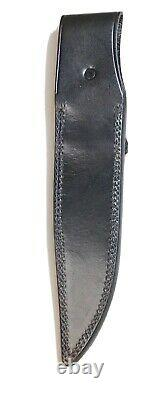 Vintage 1980' Rare Al Mar Seki Japan James N. Rowe LE Dagger Knife Box Mint