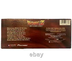 Vintage 1998 DragonBall Z The Namek Saga VHS Box Set All Tapes are Sealed Rare