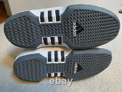 Vintage Adidas Kobe Two II Basketball Shoes Mens 12 White Space Moon 2 Rare Box