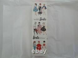 Vintage Barbie Bubble Cut Rare Platinum #850 NRFB ALL ORIGINAL and BOX