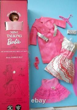 Vintage Barbie/JC Penney Exclusive #1552 Silver'N Satin Gift Set RARE NO BOX