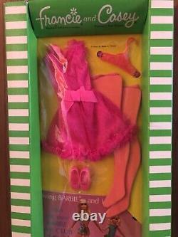 Vintage Francie #1762 PINK POWER Sealed In Original Box Barbie NRFB RARE