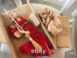 Vintage Ideal 1965 Bewitched Samantha Doll in Sears shipping box -MINT VERY RARE