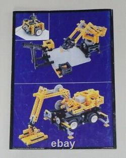 Vintage LEGO Technic 8094 Control Center with 2 motors, instructions, boxed, RARE
