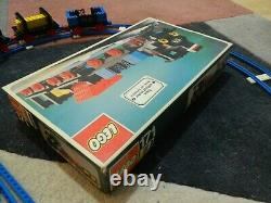 Vintage Lego Train 171 Complete With Extra Track Very Good Condition Boxed Rare