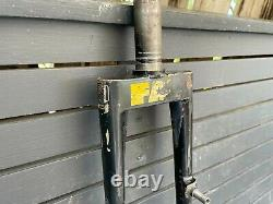Vintage MTB Rare Fat Chance Box Crown Fork 1 x 156mm off 1989 Merlin