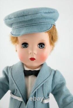 1952 14 Madame Alexander Stuffy Poupée Avec Boîte Rare Little Hommes