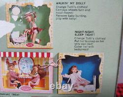 1966 Extrêmement Rare Vtg. Tuttiboxed Senight Night Sleep Tight3553new+mint