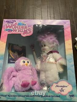 1985 Rare Doug & Debby Henning's Wonder Whims Moonglow & Pm In Box