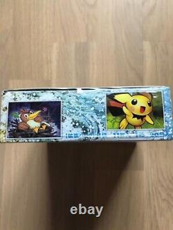 1x Nouveau Pokemon Légende Soulsilver Booster Box 1st Ed Japon Seled Millésime Rare