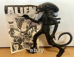 Alien Kenner 1979 Vintage Big Chap Giger 18 Boxed Rare Et Complet Rapide Sh