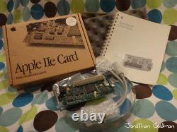 Apple Iie Card - Y-cable Mac LC Pds Mint Vintage Rare Partie Retail Box M0444ll/d